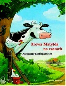 Alexander Steffensmeier. Krowa Matylda na czatach.