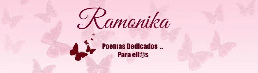 Ramonika Poemas Para Ell@S