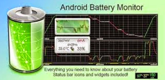 Download Battery Monitor Widget 3.2.1 APK for Android