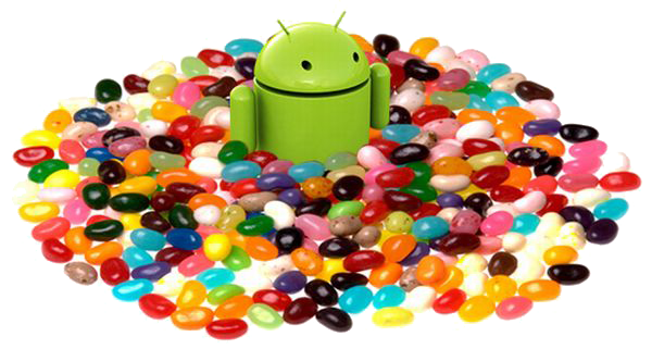 Android 5.0 - Jelly Bean