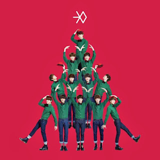 Exo posters Miracle in december