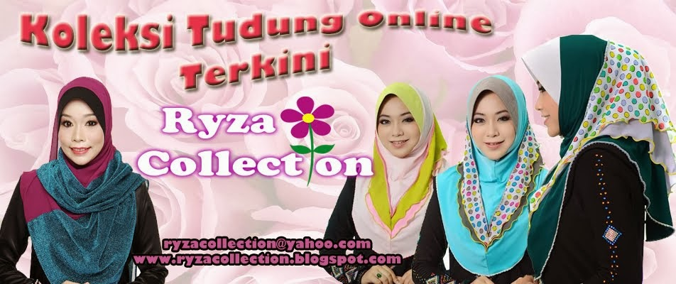 Koleksi Tudung Online Terkini | Ryza Collection