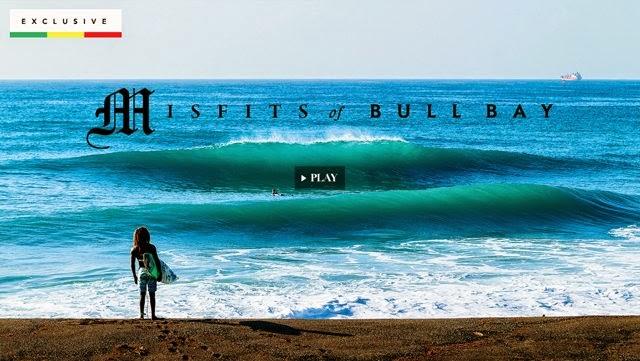 Misfits of Bull Bay - SURFER