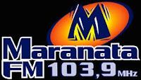 ouvir a Rádio Maranata FM 103,9 ao vivo e online Recife