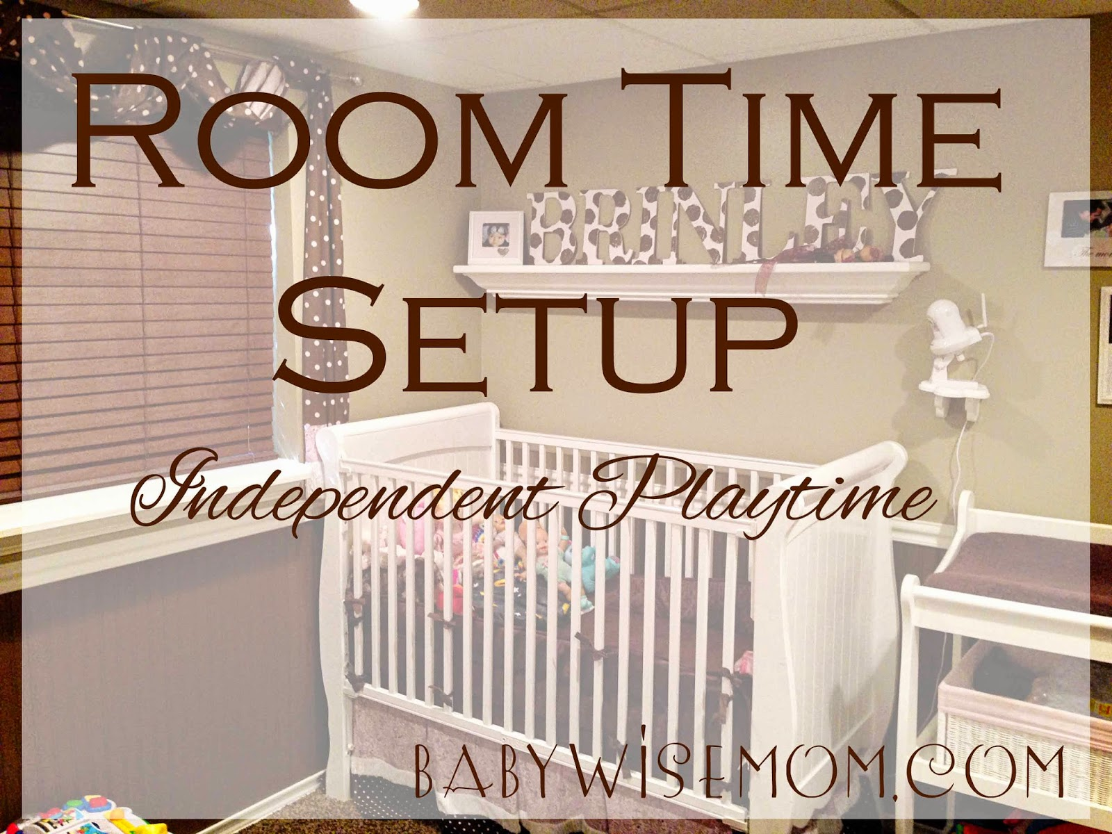 Room Time Setup