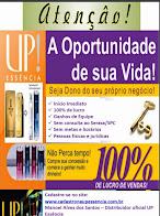 Laranjeiras do Sul:Seja dono de seu próprio negócio, a UP essência lhe oferece essa oportunidade!!!