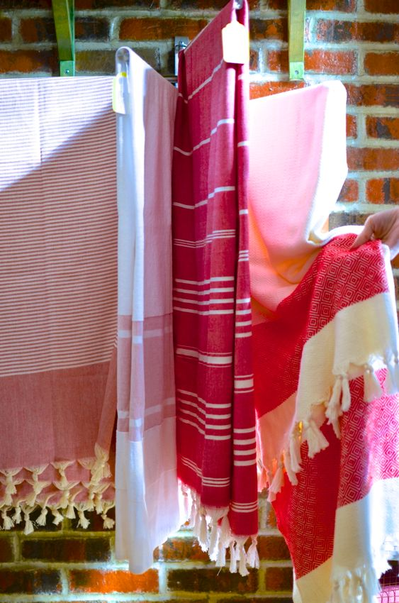 Turkish Towels from Banyo