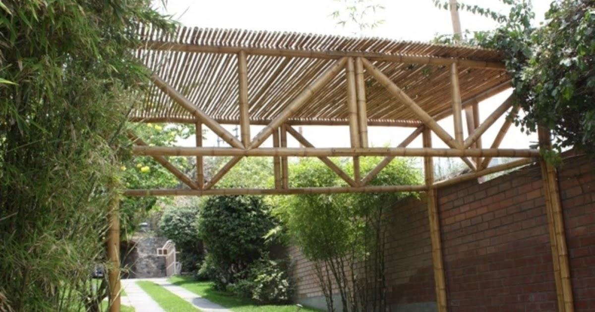 Guadua y madera dise o y construcci n se fomentar uso - Construccion de casas baratas ...