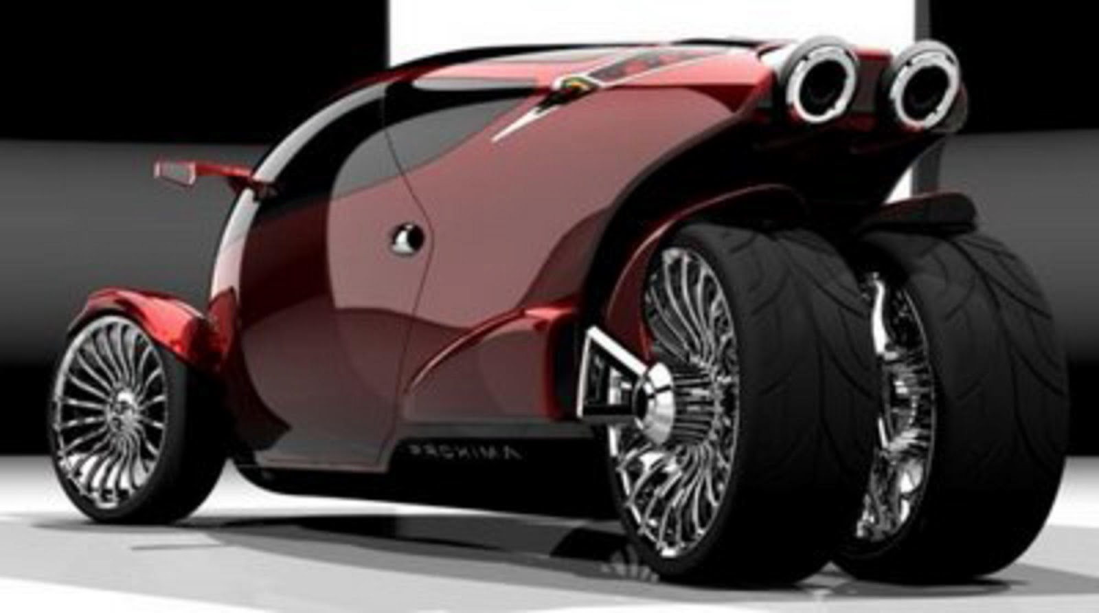 dream cars: bikes in future..