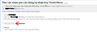 Trend Micro Titanium Antivirus Vietnam Confirmation Link