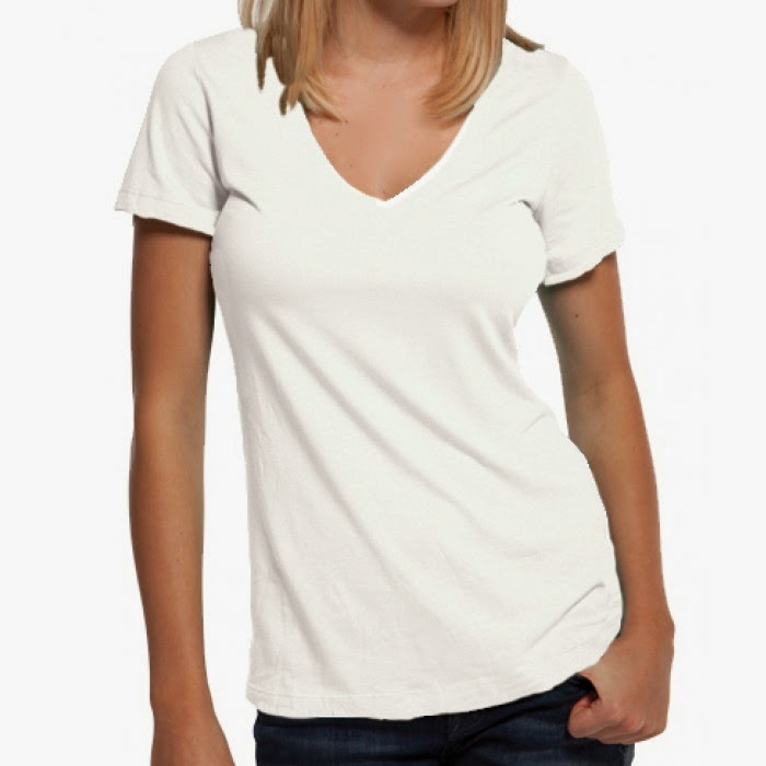 T shirt and tank top 100 cotton ladies women v neck t shirt for Best v neck shirts