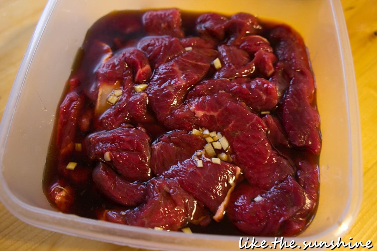 Мясо с соусом терияки рецепт пошагово