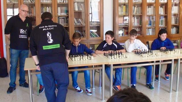 """Los """"secretos del ajedrez"""""""
