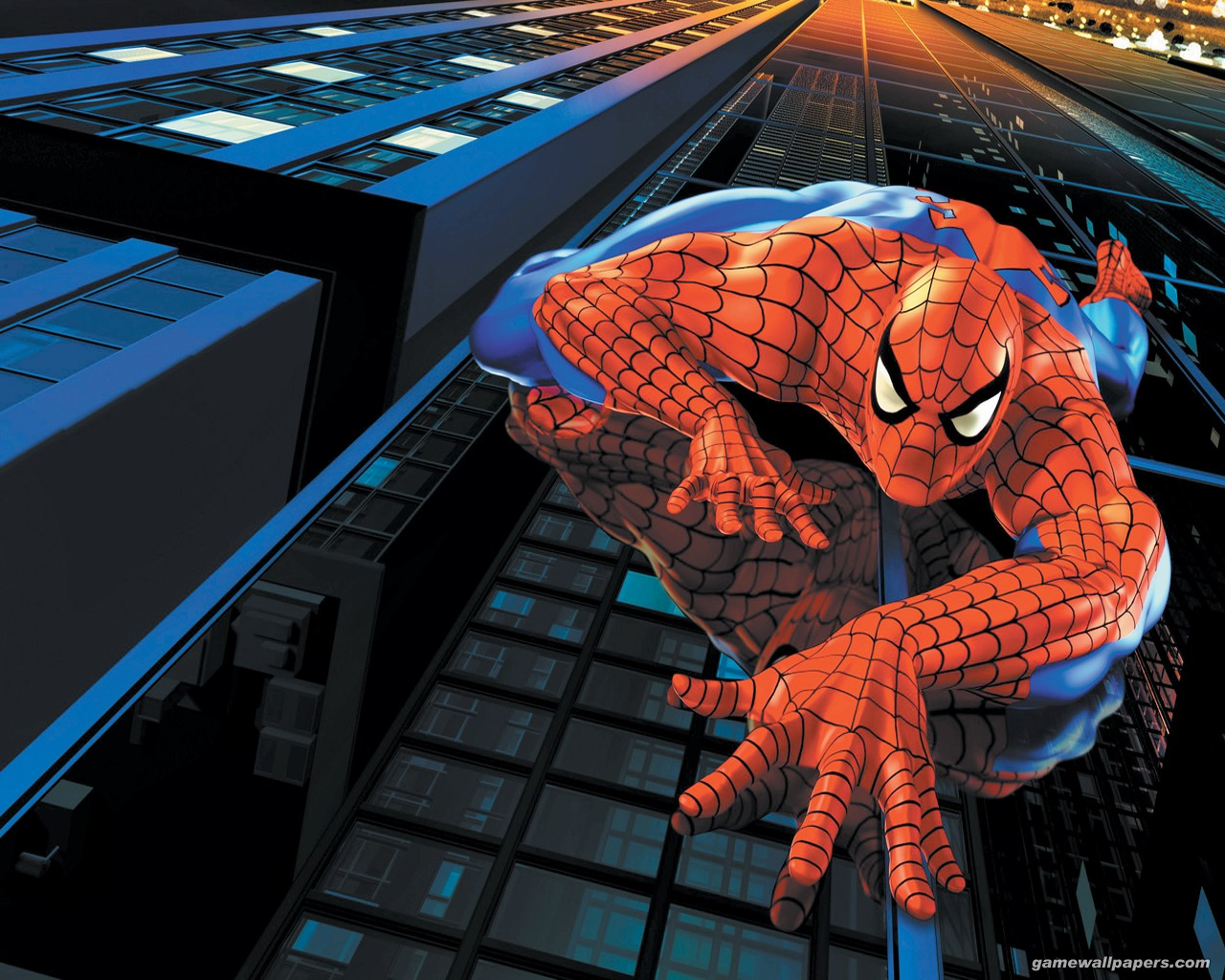 damien wallpapers spiderman heroes in action picture