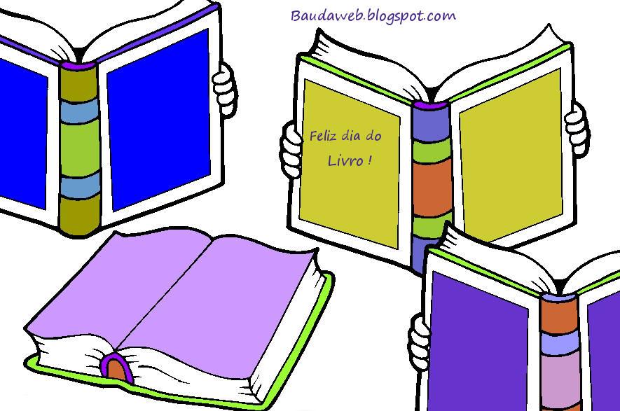 Desenhos Dia do Livro para colorir e imprimir