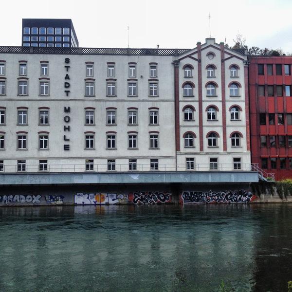 Zürich Joggen Limmat