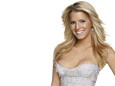 Jessica Simpson HD Wallpaper nice body