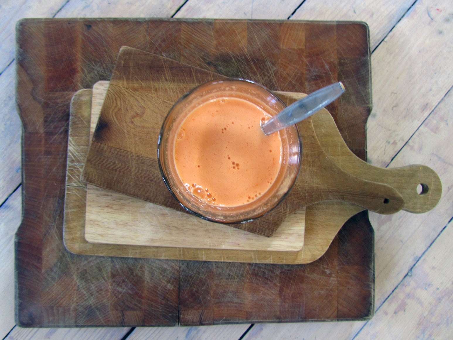 apple-carrot juice