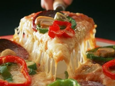 طريقة عمل البيتزا , احلي بيتزا Italian Pizza