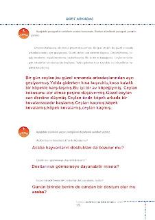 6.Sinif  Turkce Doku Yayinlari Ogrenci Calisma Kitabi Sayfa 13