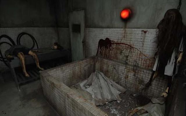 jasad mayat pasien di rumah sakit