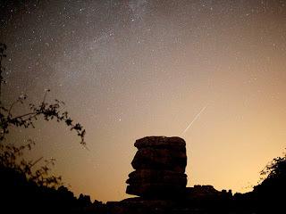 Cheva de Meteoros acontece nesta sexta-feira