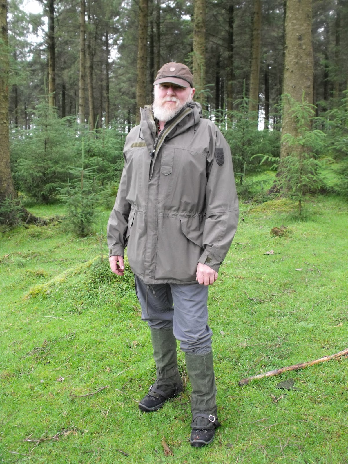 Wilderness Living - : Austrian Army Goretex Jacket .... review