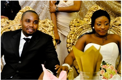 Wedding Pictures Of Ini Edo