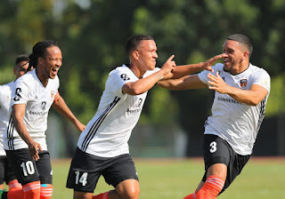 CIBAO FC vence 0-1 a Jarabacoa y se mete en la pelea por la cima de la LDF