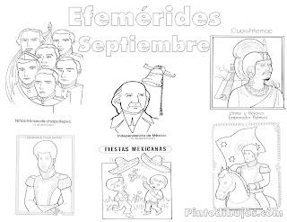 Efemérides de septiembre