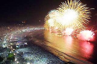 Ano Novo e Virada do Ano em Florianópolis