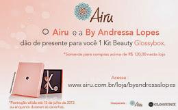 Promoção Loja Airu by Andressa Lopes