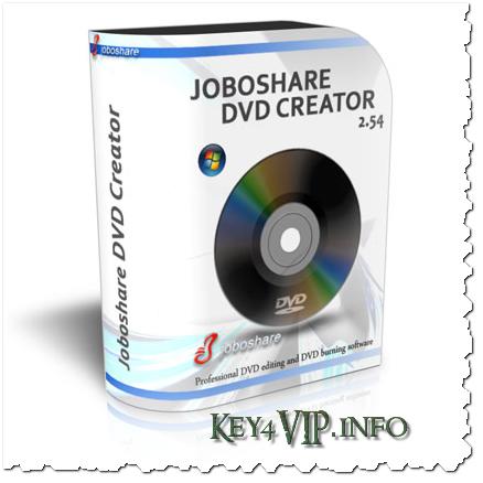 Joboshare DVD Creator 3.5.1.0510 Full
