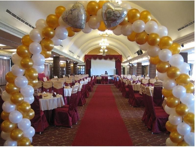Paquete decoraci n boda - Adornos para un salon ...