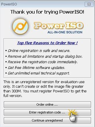 Power ISO 5.5 | HANCUR BLOG