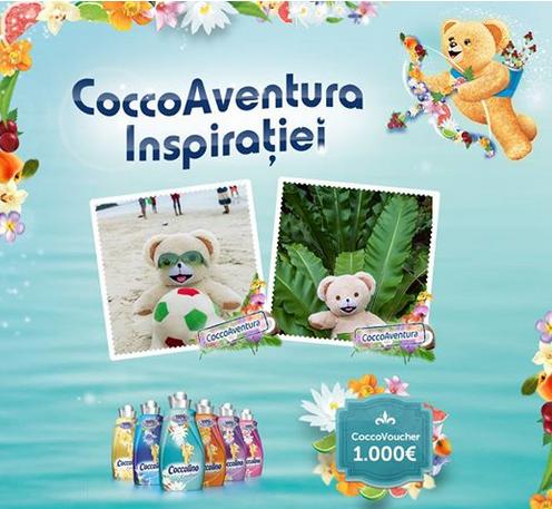 Concurs Coccolino 2014 - Exploreaza CoccoAventura si castiga!