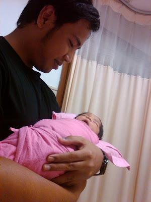ayah dan baby