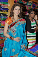 Pranitha in Lovely Kanjiwaram Saree ((23)000 010.jpg