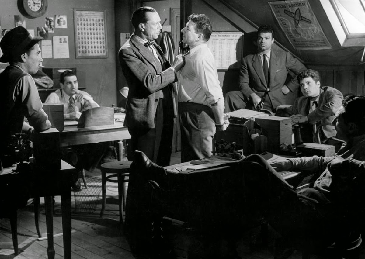 Chroniques du Cinéphile Stakhanoviste: Quai des Orfèvres - Henri-Georges  Clouzot (1947)