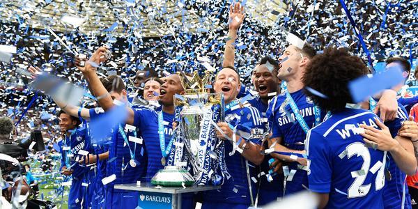 Confira a tabela da Premier League 2015-2016