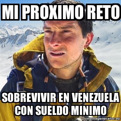 Mientras tanto en Venezuela