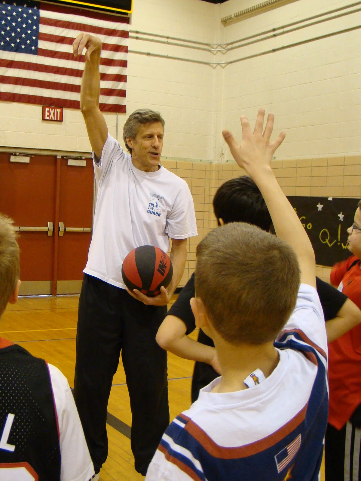 how to become a youth sports coach