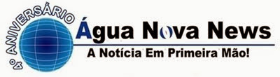 Água Nova News.com - A Notícia em Primeira Mão.