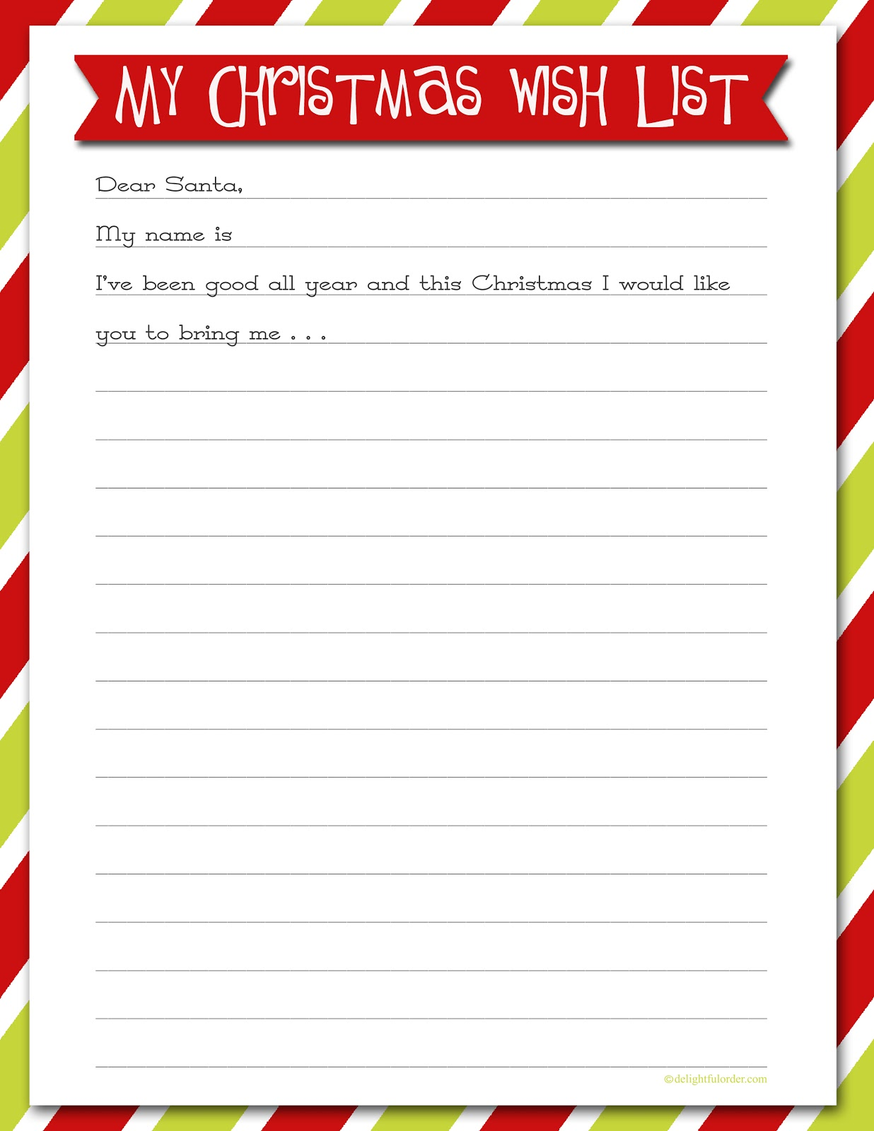i know i do so yesterday i made up a christmas wish list for my boys to fill out and guess what im sharing it as a free printable for you