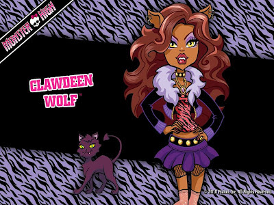 Monster High CLAWDENN