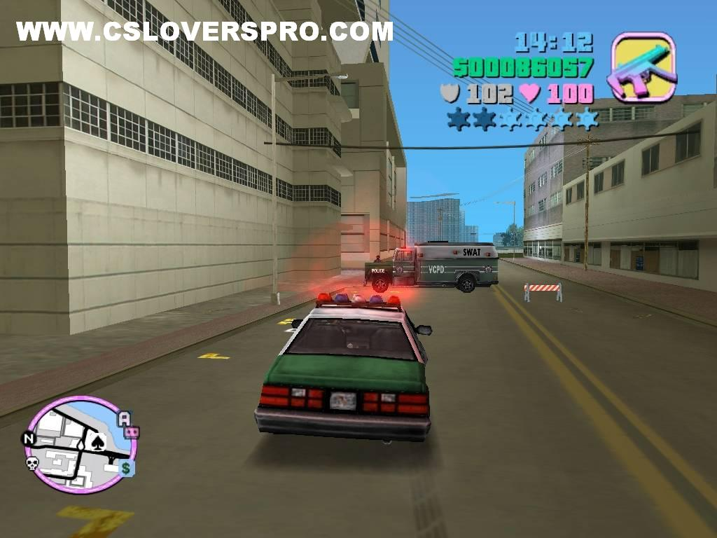 Free Download Grand Theft Auto Vice City Deluxe mod PC Games