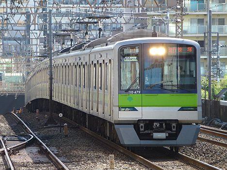 京王電鉄 急行 笹塚行き 10-300形(調布駅付近地下化切替工事に伴う運行)