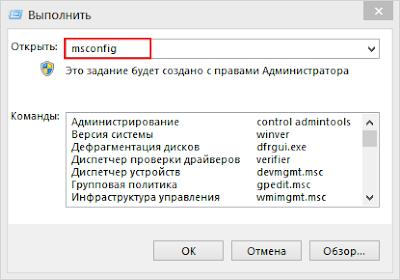 Как настроить автозапуск программ и служб в Windows