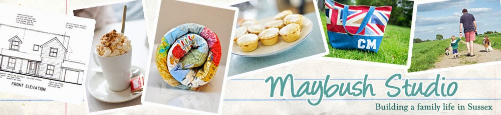 Maybush Studio - UK family and lifestyle blog, featuring crafts, photography, interiors and food