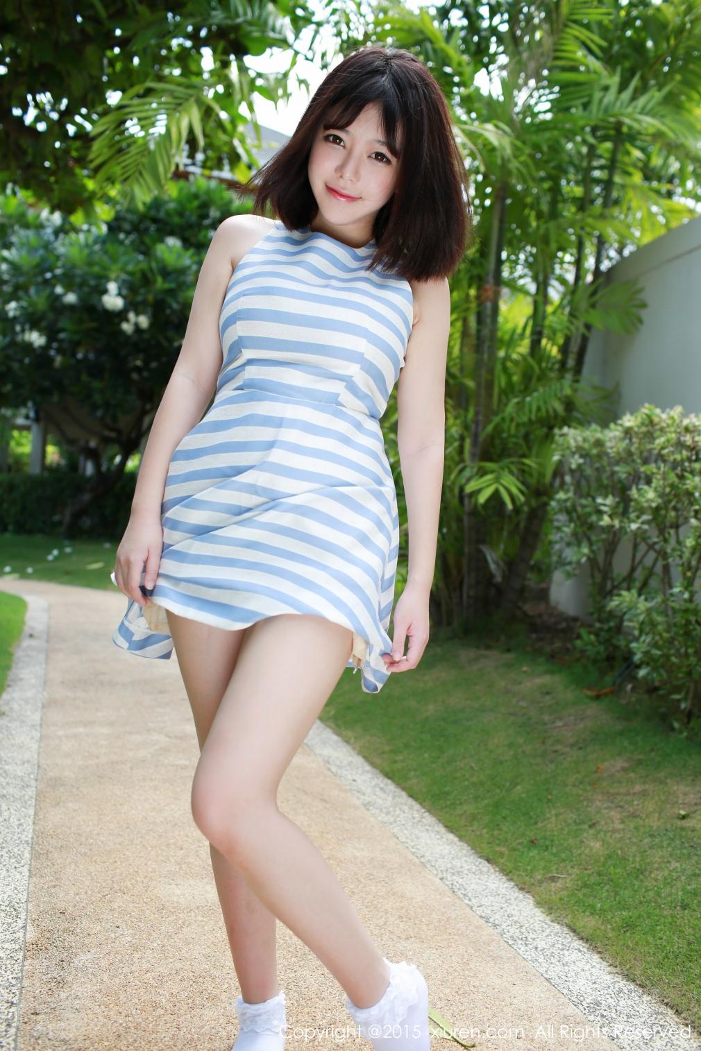 033 - XiuRen No.362 Faye